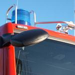 LED - Blaulicht / © Freiwillige Feuerwehr Cuxhaven-Duhnen