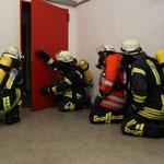 1...2...3... Tür auf © Freiwillige Feuerwehr Cuxhaven-Duhnen