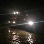 Warten auf die Rückkehr der Boote / © Freiwillige Feuerwehr Cuxhaven-Duhnen