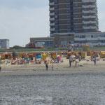 Viel los am Strand / © Freiwillige Feuerwehr Cuxhaven-Duhnen