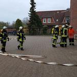 Einsatz beendet © Freiwillige Feuerwehr Cuxhaven-Duhnen