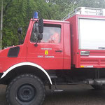 Laufen tut er schonmal © Freiwillige Feuerwehr Cuxhaven-Duhnen
