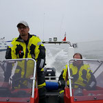 Vorbei am Steubenhöft © Freiwillige Feuerwehr Cuxhaven-Duhnen