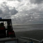 Auf dem Weg zum Einsatz © Freiwillige Feuerwehr Cuxhaven-Duhnen