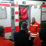 Vakuummatratze © Freiwillige Feuerwehr Cuxhaven-Duhnen