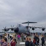 Der A400 M der Luftwaffe © FF-Duhnen