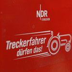 Ziert jetzt die Motorhaube von Gerda © FF-Duhnen
