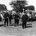 Am Dorfbrunnen 1968 / © Freiwillige Feuerwehr Cuxhaven-Duhnen