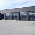 Fahrzeughalle der Fliegerhorst-Feuerwehr Nordholz © Freiwillige Feuerwehr Cuxhaven-Duhnen