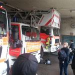 Löschzug © Freiwillige Feuerwehr Cuxhaven-Duhnen