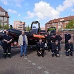 ... und die neue Einheit © FF.Cuxhaven-Duhnen