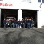 Gruppenbild © Freiwillige Feuerwehr Cuxhaven-Duhnen