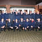 Die Aktiven Kameradinnen und Kameraden der FF Duhnen © Freiwillige Feuerwehr Cuxhaven-Duhnen