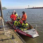 Angelegt © Freiwillige Feuerwehr Cuxhaven-Duhnen