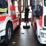Probealarm für die Besucher aus Duhnen © Freiwillige Feuerwehr Cuxhaven-Duhnen
