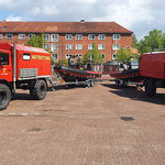 Die Wattrettungseinheiten der Feuerwehr Cuxhaven © FF.Cuxhaven-Duhnen