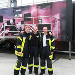 Geschafft © Freiwillige Feuerwehr Cuxhaven-Duhnen