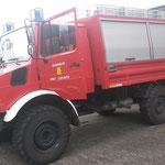 Das Fahrschul-Fahrzeug © Freiwillige Feuerwehr Cuxhaven-Duhnen