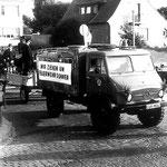 Nordstraße 1968 / © Freiwillige Feuerwehr Cuxhaven-Duhnen