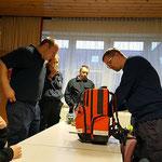 Unser Rettungsrucksack © FF-Duhnen