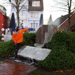 Hauptwaschgang © Freiwillige Feuerwehr Cuxhaven-Duhnen