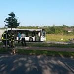 Übungsende © Freiwillige Feuerwehr Cuxhaven-Duhnen