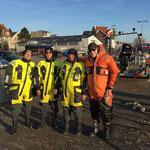 Auf zur ersten Übungsfahrt © Freiwillige Feuerwehr Cuxhaven-Duhnen