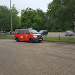 Unser MTF © Freiwillige Feuerwehr Cuxhaven-Duhnen