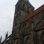 Der Turm von St. Andreas © Freiwillige Feuerwehr Cuxhaven-Duhnen