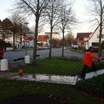 Komplettversorgung durch unser TSF-W © Freiwillige Feuerwehr Cuxhaven-Duhnen