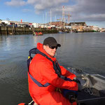 Übung mit der BF © Freiwillige Feuerwehr Cuxhaven-Duhnen