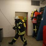 Zum Abschluss wieder Hammer/Endlosleiter © Freiwillige Feuerwehr Cuxhaven-Duhnen