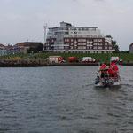 Einsatzende / © Freiwillige Feuerwehr Cuxhaven-Duhnen