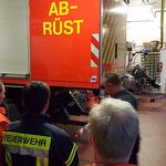 AB Rüst © Freiwillige Feuerwehr Cuxhaven-Duhnen