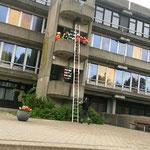 Leiter-Übung © Freiwillige Feuerwehr Cuxhaven-Duhnen