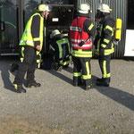 MAYDAY © Freiwillige Feuerwehr Cuxhaven-Duhnen