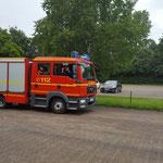 Unser TSF-W © Freiwillige Feuerwehr Cuxhaven-Duhnen