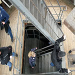 364 Stufen bis zur Aussichtsplattform © Freiwillige Feuerwehr Cuxhaven-Duhnen