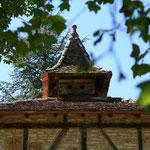 dans un écrin de verdure retrouvez le pigeonnier un gite insolite dans le Lot proche du Tarn-et-Garonne