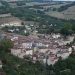 la cité médiévale de plus près  situé près du gite dans le département du Tarn-et-garonne