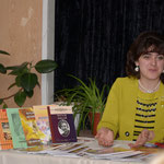 Ганна Литовець - випускниця гуртка