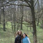 Оля і Женя
