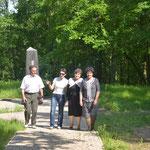 екскурсія у Лесиному Гаю для колег з училищ культури України