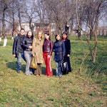 Полтава. неподалік Білої альтанки
