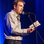 Lesung bei der Rampenschweinerei - Foto: Jürgen Klieber