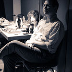 "Backstage bei ""Charleys Tante"" - Foto: Felix Schmitt"