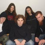 Burial Vault Promo 2006 (Eugen, Raimund, Tobias, Alexander, Daniel)