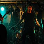 Burial Vault Live 2012