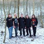 Burial Vault Promo 2009 (Tobias, Amko, Daniel, Alexander, Raimund)