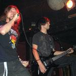 Burial Vault Live 2010